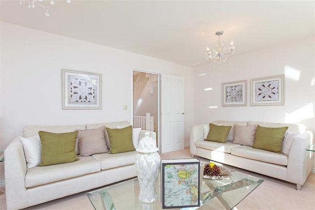 Thumbnail Detached house for sale in Plot 203, Oakham, Hele Park