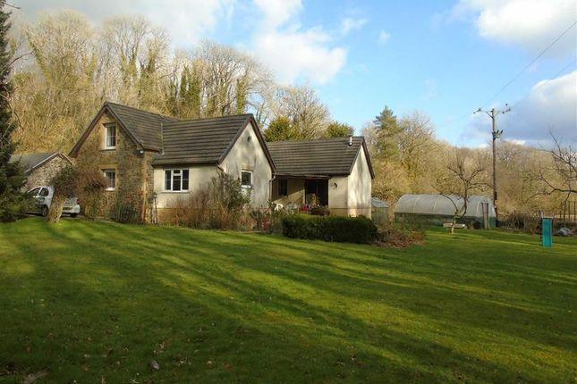 Thumbnail Farm for sale in Mwdlwscwm Farm, Llannon, Llanelli