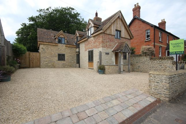 Thumbnail Link-detached house for sale in Camel Street, Marston Magna, Yeovil