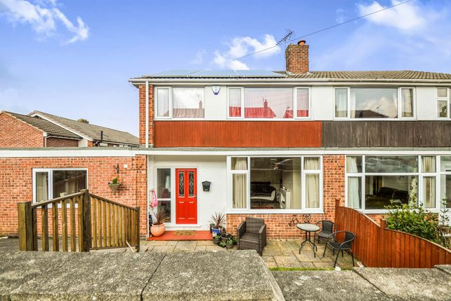 Thumbnail Semi-detached house for sale in Lundy Road, Dronfield