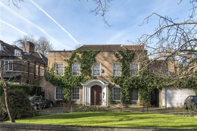 Thumbnail Detached house for sale in Avenue Road, St John's Wood, London