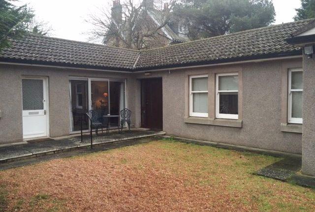 Thumbnail Detached bungalow to rent in Westview, Queens Terrace, St Andrews