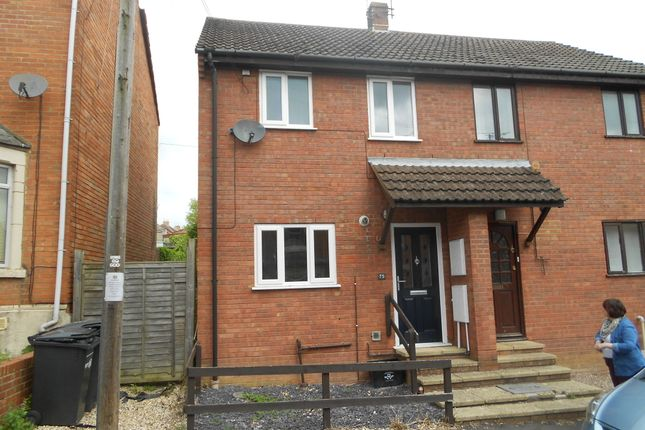 2 bed end terrace house to rent in St. Michaels Road, Yeovil BA21