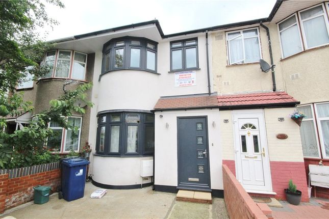 Thumbnail Terraced house to rent in Uxbridge Road, Southall
