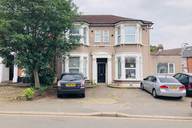 Thumbnail Flat to rent in Argyle Road, Ilford