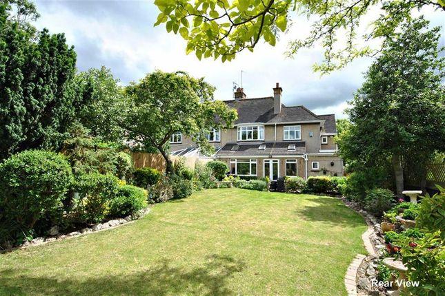 Thumbnail Semi-detached house for sale in Rushmere Road, Abington, Northampton