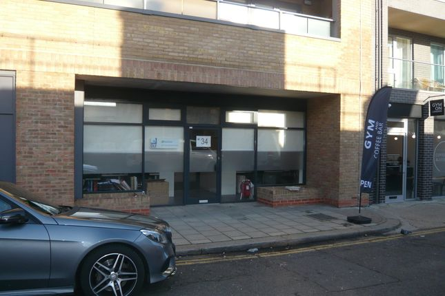 Office to let in Unit 1, 34 Chatfield Road, Battersea
