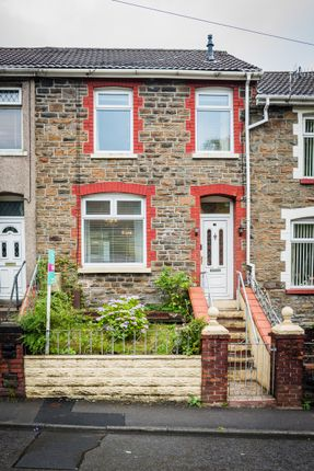 Thumbnail Terraced house for sale in Victoria Street, Pontycymer