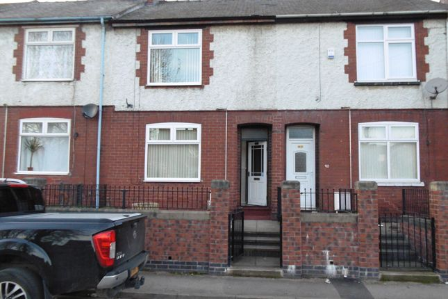 Thumbnail Terraced house to rent in Langthwaite Lane, South Elmsall