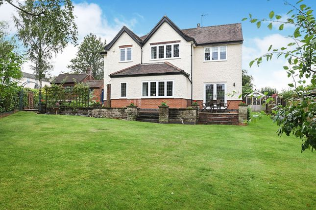 Thumbnail Detached house for sale in Beech Avenue, Ripley