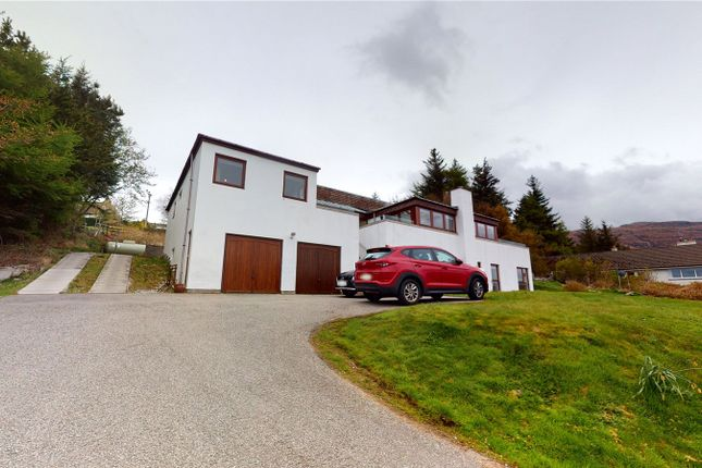 Thumbnail Detached house for sale in The Braes, Ullapool