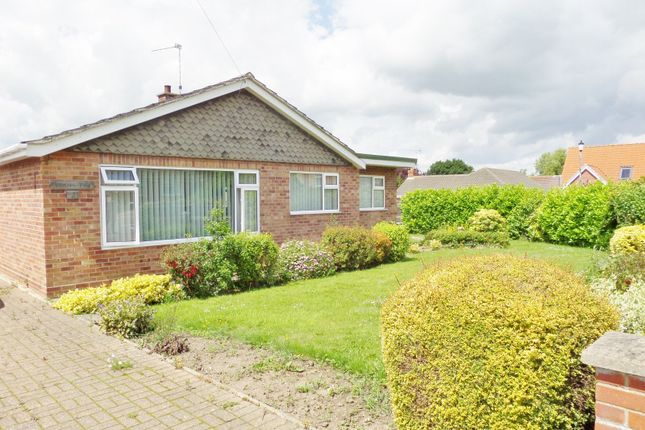 Thumbnail Detached bungalow for sale in Waters Lane, Hemsby