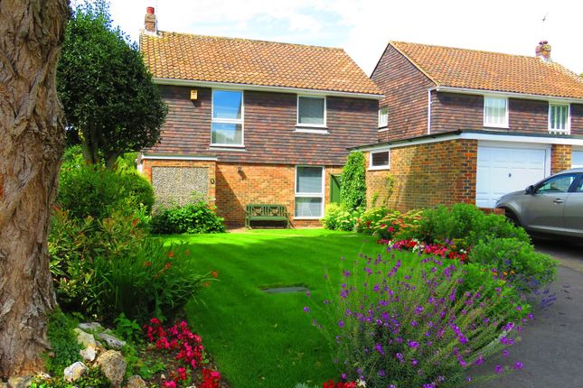 Thumbnail Detached house for sale in Hangleton Manor Close, Hove