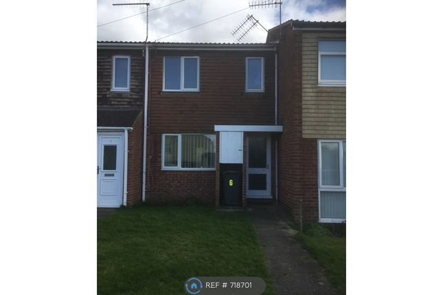 Thumbnail Terraced house to rent in Ingleton Road, Hasland, Chesterfield