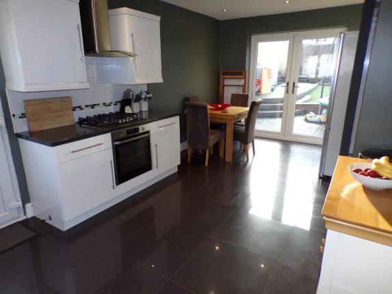 Dining Kitchen of Woodbridge Avenue, Clifton, Nottingham, Nottinghamshire NG11