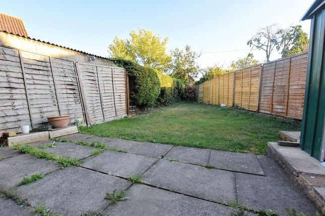 Rear Garden of Khasiaberry, Walnut Tree, Milton Keynes MK7