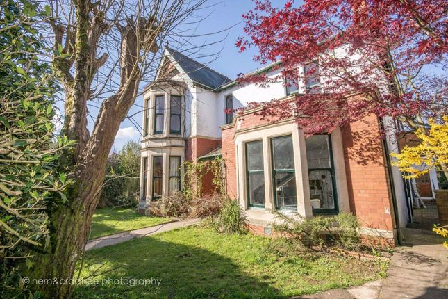 Detached house for sale in Palace Road, Llandaff, Cardiff