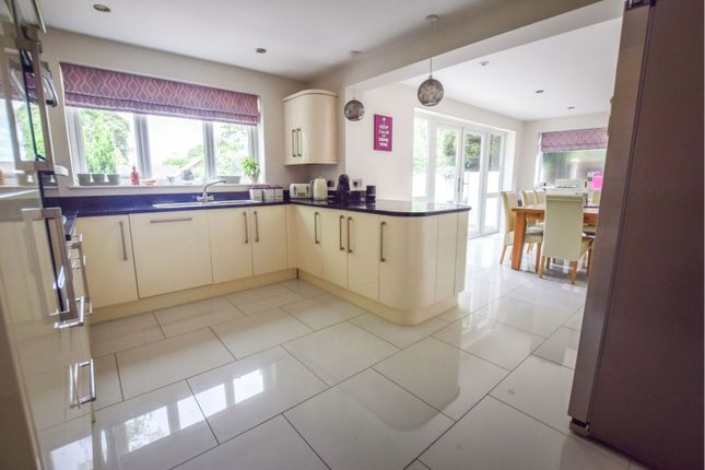 Thumbnail Detached house for sale in Lawton Road, Alsager