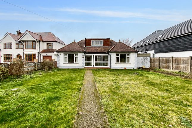 Thumbnail Detached bungalow for sale in Old Watling Street, Gravesend