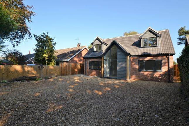Thumbnail Detached house for sale in Warren Close, High Kelling, Holt