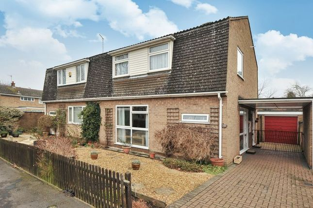 3 bed semi-detached house for sale in Mostyn Close, Sutton, Ely
