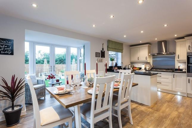 """Detached house for sale in """"Hollinwood"""" at Old Stowmarket Road, Woolpit, Bury St. Edmunds"""