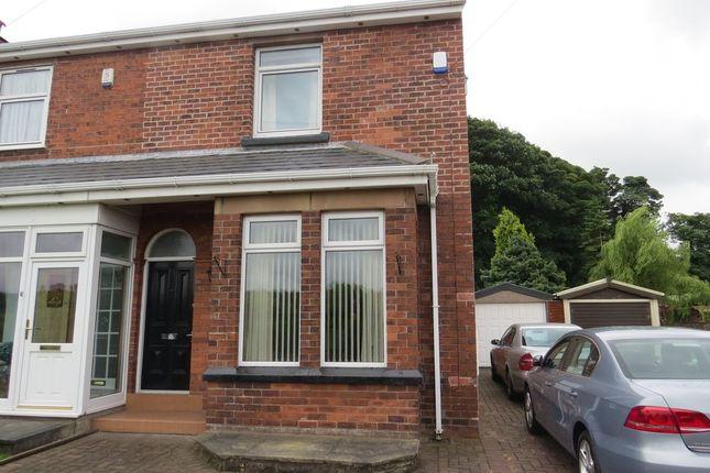 Thumbnail Semi-detached house to rent in Bushey Lane, Rainford, St. Helens