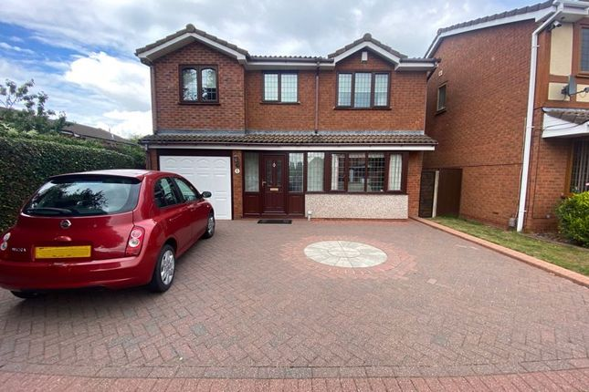 4 bed detached house for sale in St. Austell Close, Nuneaton CV11