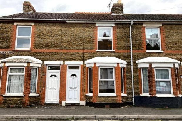 3 bed terraced house to rent in Jefferson Road, Sheerness ME12