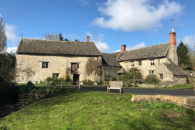 Thumbnail Detached house for sale in Coln St. Aldwyns, Cirencester
