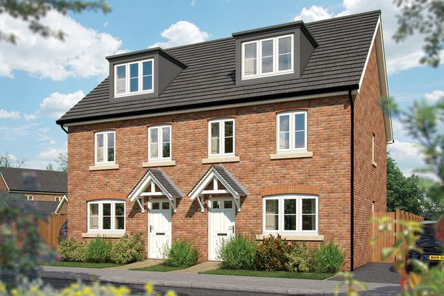 """Thumbnail Property for sale in """"The Beech"""" at Haygate Road, Wellington, Telford"""