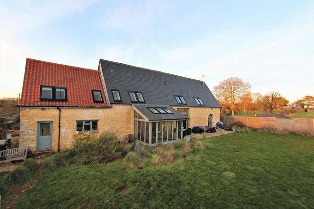 Thumbnail Detached house to rent in Blatherwycke, Peterborough