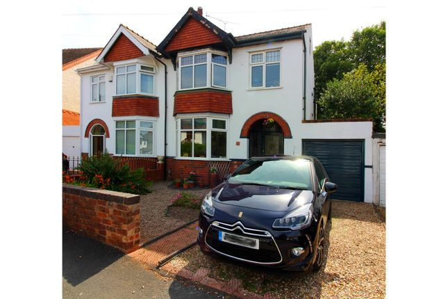 Thumbnail Semi-detached house for sale in Wynn Road, Wolverhampton