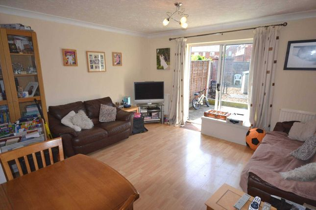 Thumbnail Terraced house for sale in Hadley Grange, Newhall, Harlow