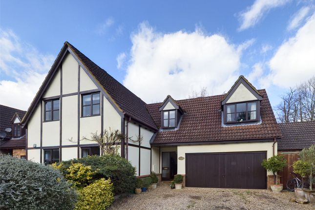 Thumbnail Detached house for sale in Newell Close, Arrington, Royston, Cambridgeshire