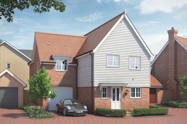 Thumbnail Semi-detached house for sale in St Michael's Hurst, Barker Close, Bishop'S Stortford, Hertfordshire