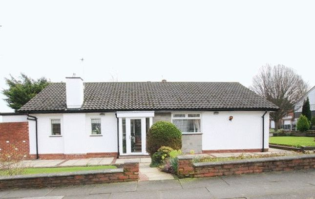 Thumbnail Detached bungalow for sale in Gateacre Park Drive, Gateacre, Liverpool