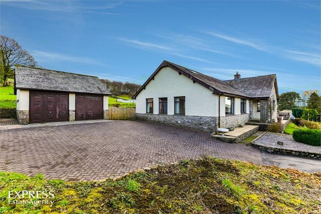 Thumbnail Detached bungalow for sale in Sedbergh Road, Kendal, Cumbria