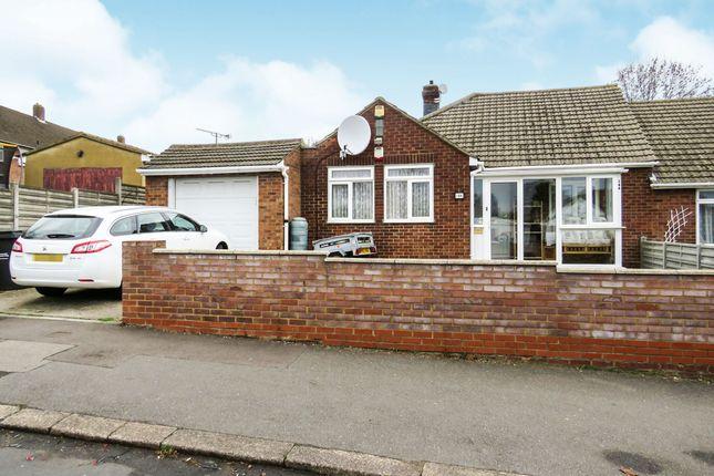 Thumbnail Semi-detached bungalow for sale in Meyrick Avenue, Luton
