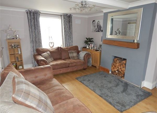 Thumbnail Semi-detached house for sale in Milfraen Avenue, Nantyglo, Ebbw Vale