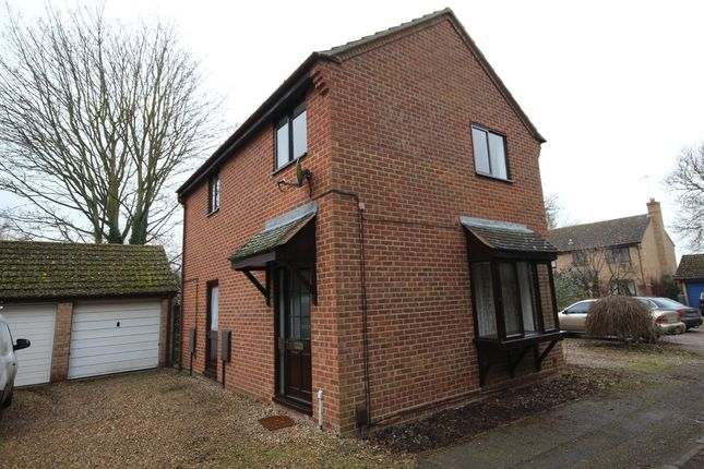 Thumbnail Detached house to rent in Murton Close, Burwell, Cambridge