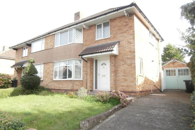 3 bed semi-detached house to rent in Belmont Road, Hereford