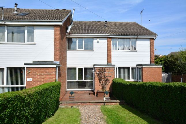 Thumbnail Town house to rent in Arncliffe Drive, Ferrybridge, Knottingley