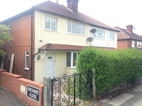 Thumbnail Semi-detached house to rent in Cambridge Road, Macclesfield