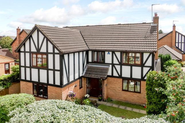 Thumbnail Detached house for sale in Broadland Drive, Thorpe End, Norwich