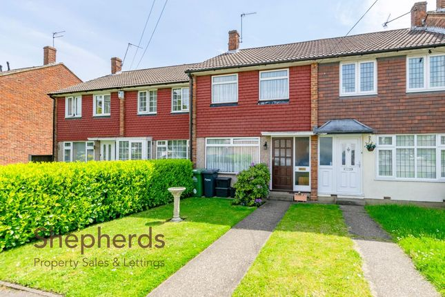 Thumbnail Terraced house for sale in Rainer Close, Cheshunt, Hertfordshire