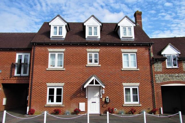 Link-detached house for sale in Cobham Road, Blandford Forum