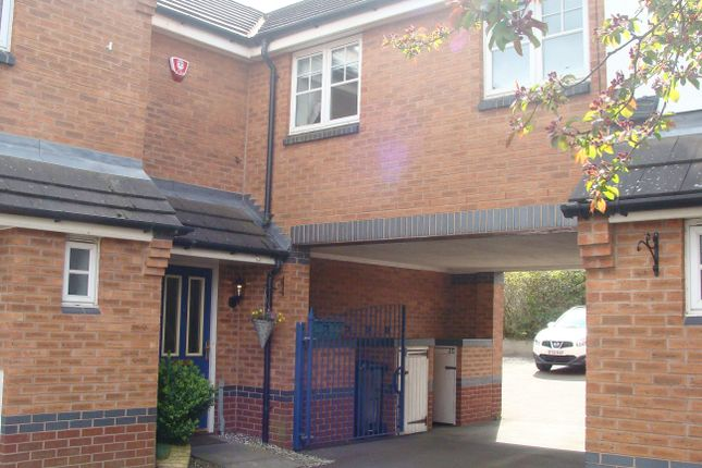Thumbnail End terrace house for sale in Rubery Field Close, Rubery