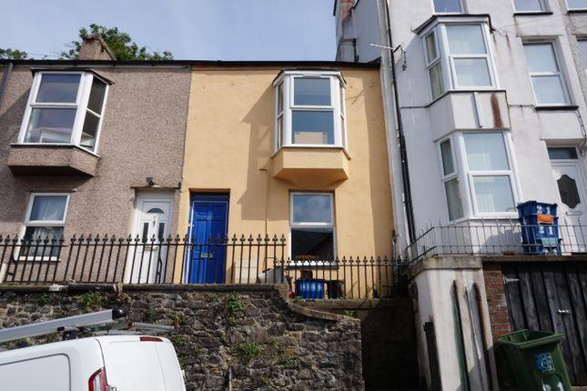 The Property of Caellepa, Bangor LL57