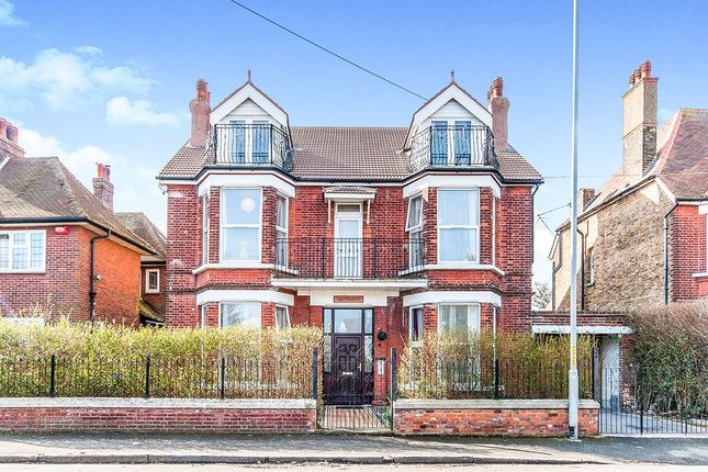 Thumbnail Detached house for sale in Northdown Park Road, Margate